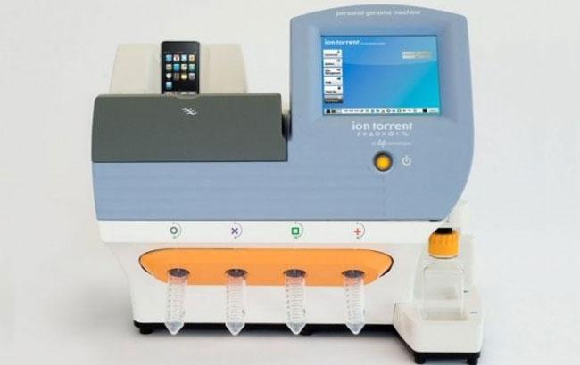 Personal Genome Machine