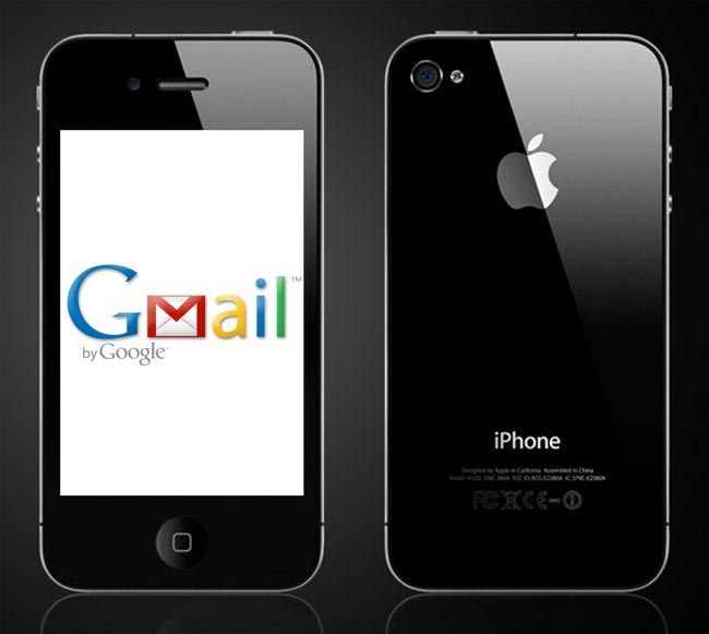 Gmail HTML5 Web App For Android And iPhone