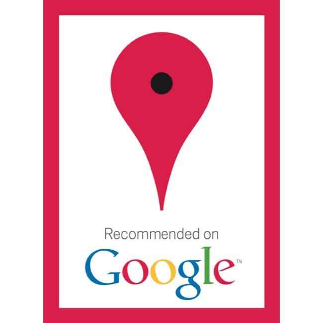Google NFC HotPot Sticker