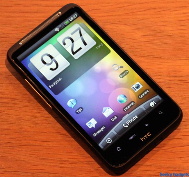 htc desire hd - photo #1