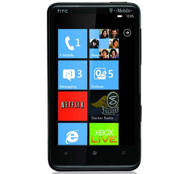HTC HD7 Death Grip, HTC Responds