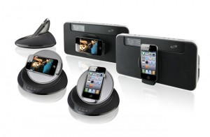 iLive Launch Range Of Rotating App Enhanced iPhone iPad Docks