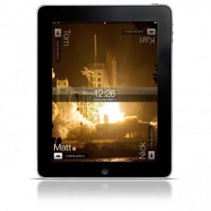 iPad Multi-User Concept