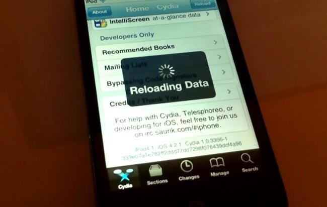 iOS 4.2.1 Untethered Jailbreak
