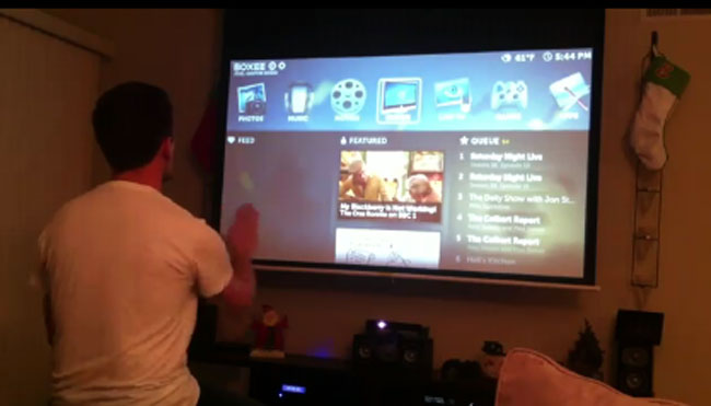 Kinect KinEmote hack