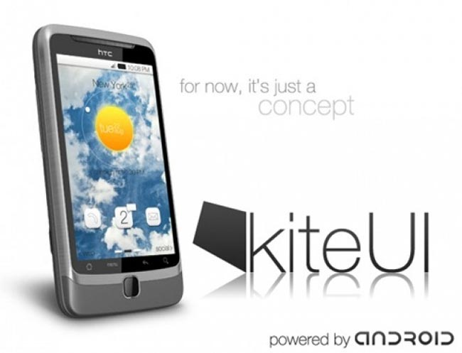 Kite UI For Android