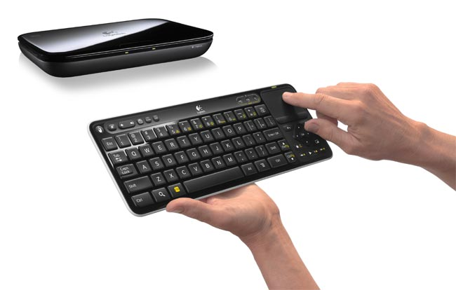 Logitech Revue Google TV Gets Updated