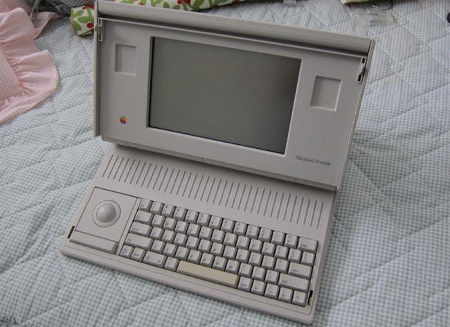 Mac Portable Prototype