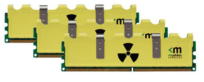 Mushkin Radioactive RAM