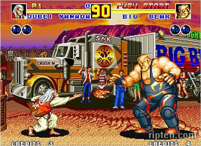 Neo Geo PSN
