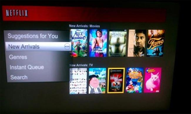 Netflix Revue