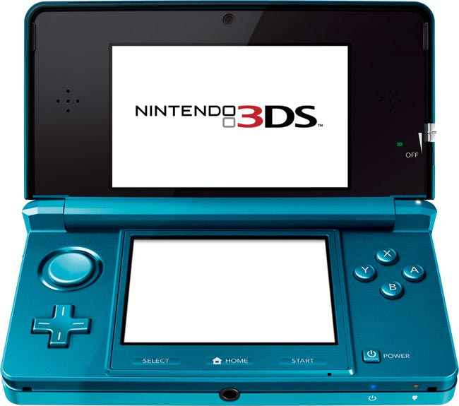 Nintendo 3DS UK And European Launch