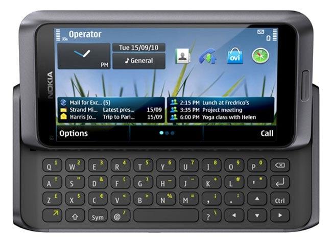 Nokia E7 Smartphone Delayed Until 2011