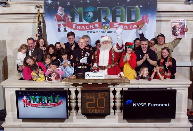 Google And Norad Track Santa This Christmas Eve