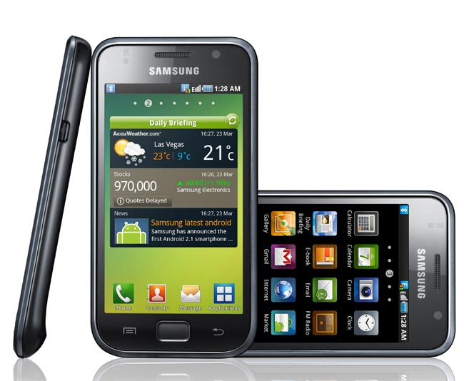 T-Mobile Samsung Galaxy S Android 2.2