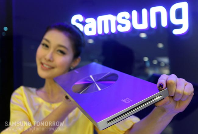 Samsung 3d blu-ray player