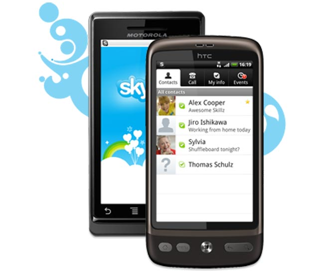 Skype Android App Gets Updated