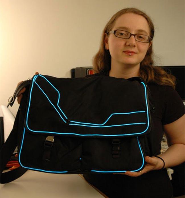Tron Messenger Bag