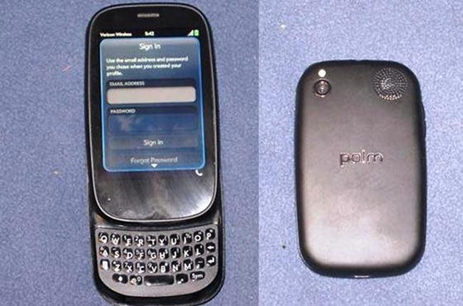 Verizon CDMA Palm Pre 2 Appears On Ebay