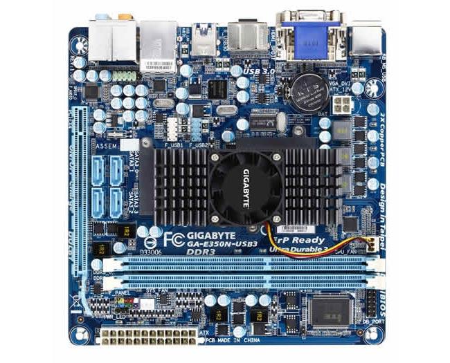 AMD FusionT Mini-ITX