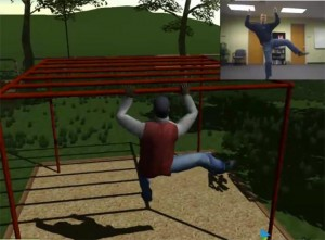 Activate 3D Kinect Hack Allows 1:1 Character Movement (video)