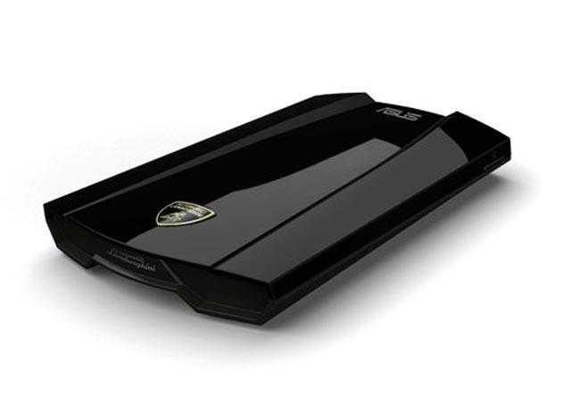 Asus Lamborghini USB 3.0 Portable Hard Drive