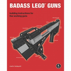 Light Up Your Life With How-To Book of Lego Guns