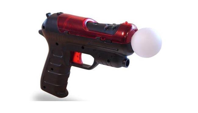 Blaze PS3 Gun