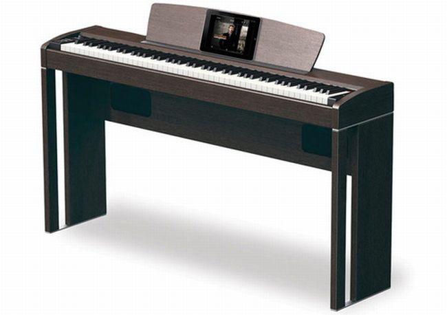 Concert Piano Dock