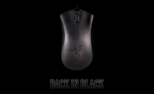 DeathAdder Black Edition