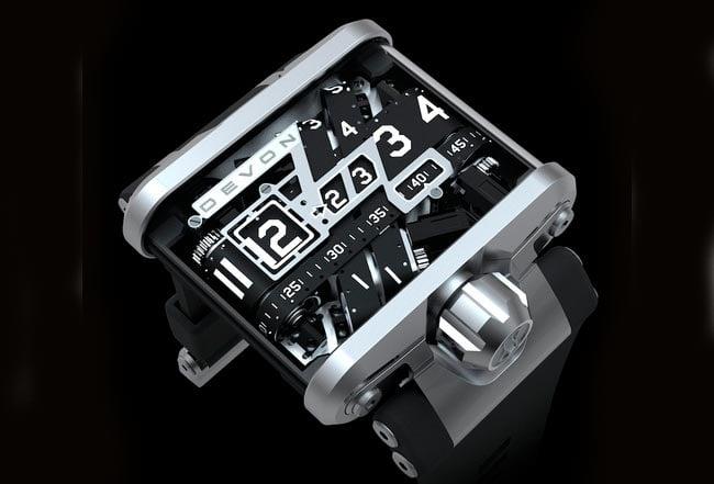 Devon Tread1 Bulletproof Watch