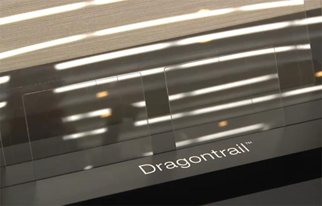 Dragontrail Glass