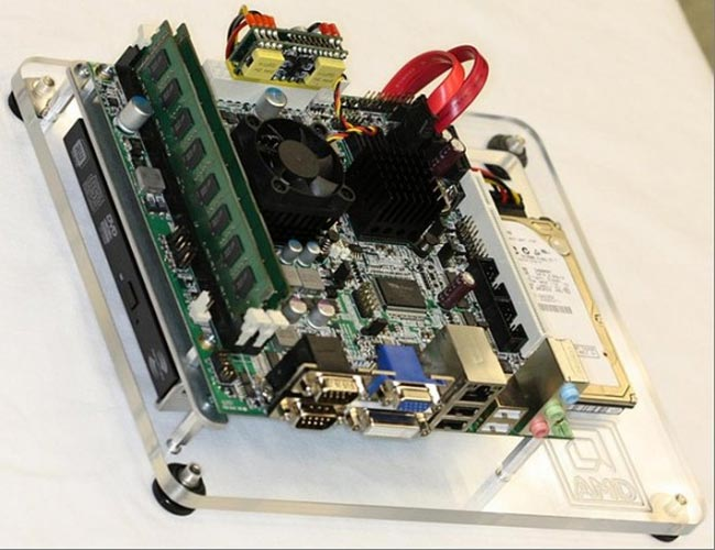 Embedded G-Series Fusion-Based Devices