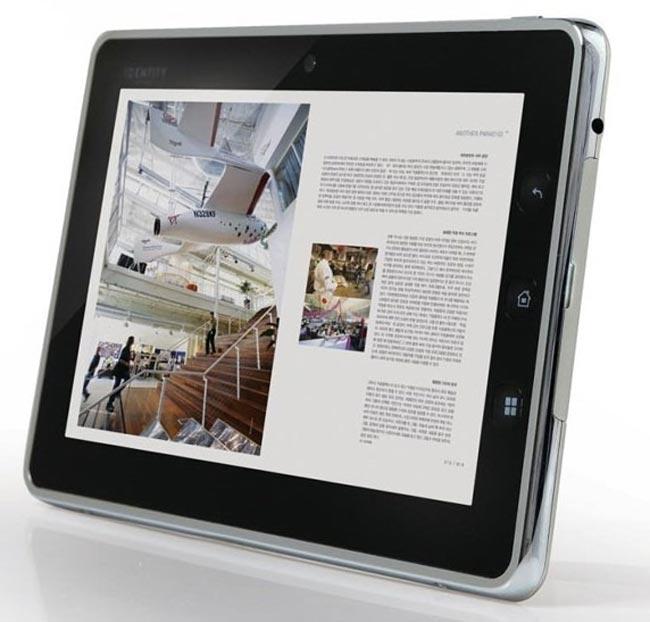 Enspert E201 7 Inch Android Tablet