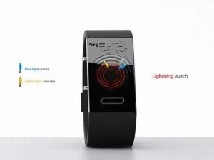 You Can Almost Boil Tea With This Concept Watch