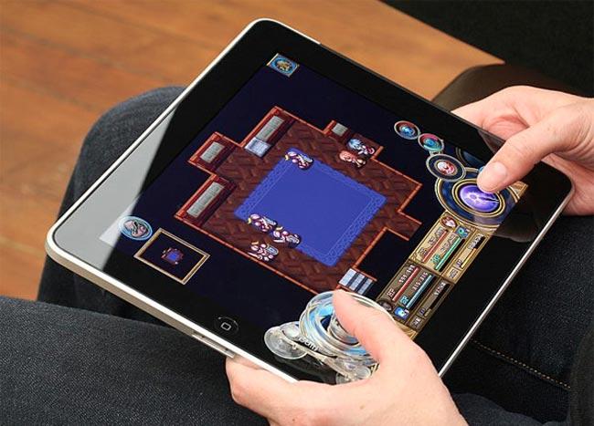 Fling iPad Joystick