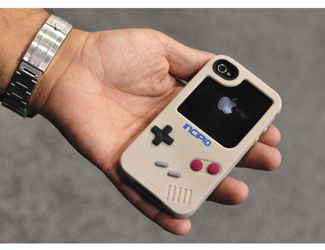 Game Boy iPhone Case