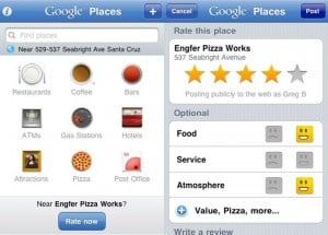 Google Place iOS