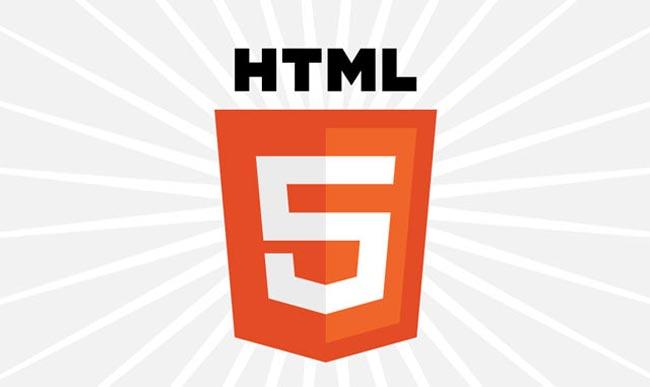 HTML-5 logo