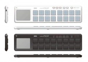 Korg Launches nanoSeries 2 USB Controller