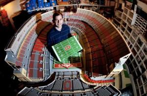 $75,000 Lego Ohio Stadium
