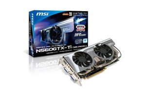 MSI N560GTX-Ti