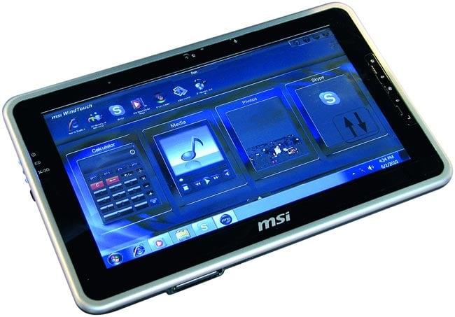MSI WindPad U100W