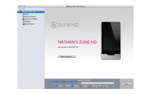 Windows Phone 7 Connector For Mac Allows Zune HD Syncing
