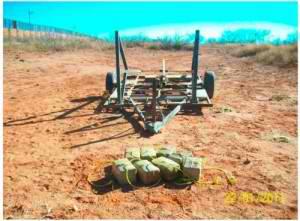 Drug Smuggling Catapult Captured In Arizona