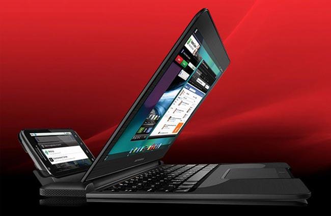 Motorola Atrix 4G Laptop Dock