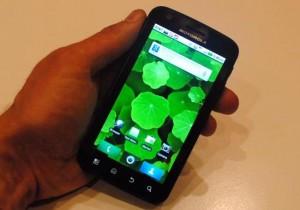 Motorola Atrix 4G Turns Up At The FCC