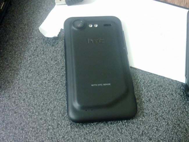 Mystery HTC Verizon Android Device