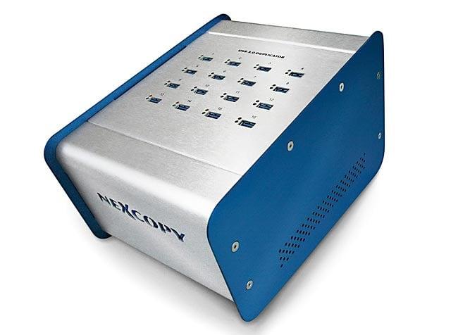 Nexcopy 16 Port USB 3.0 Duplicator