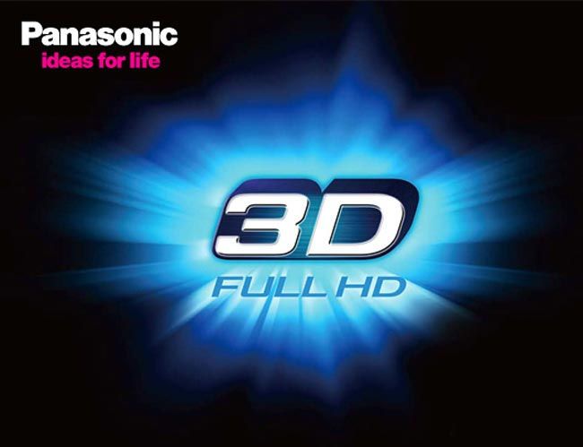 Panasonic 3D User Interface